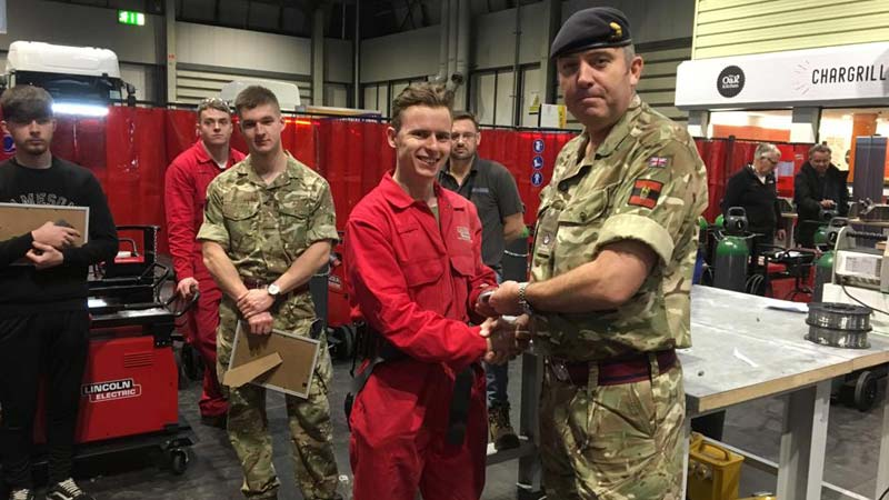 WorldSkills Royal Engineers