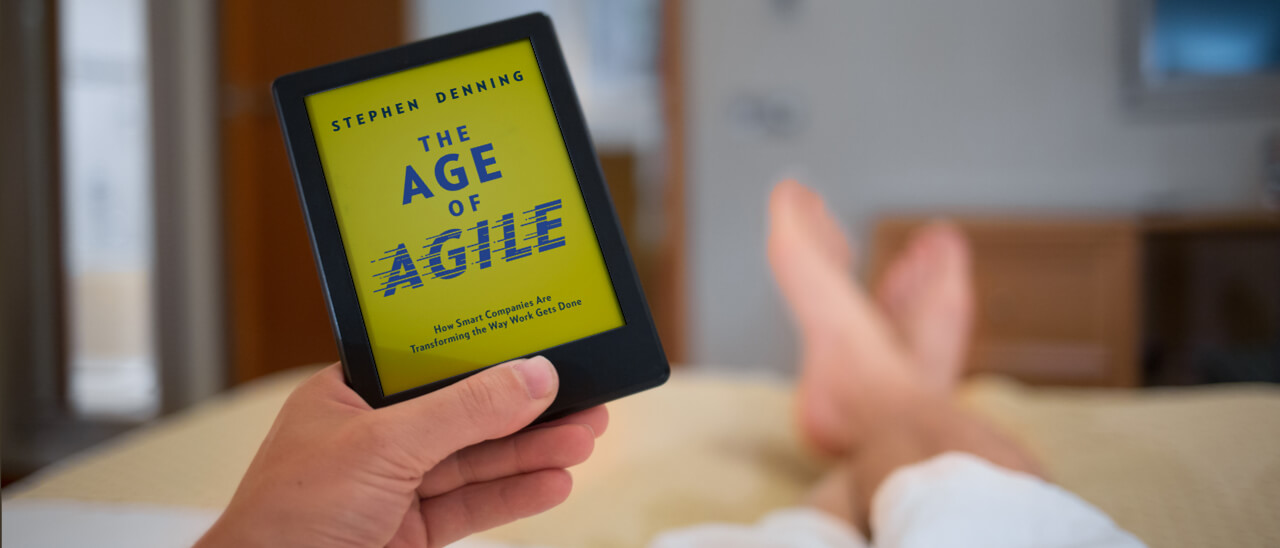 5 Books about Agile to Read in 2021 – Book #1